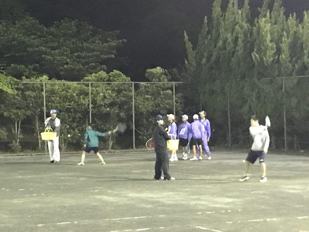 ジュニアソフトテニス<br>(愛野公園)