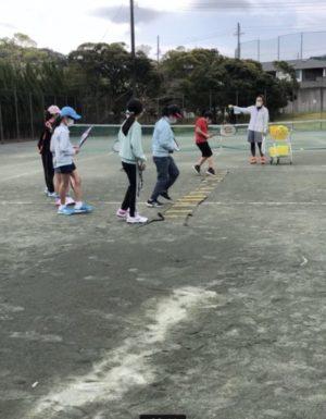 キッズ硬式テニス<br>(愛野公園)