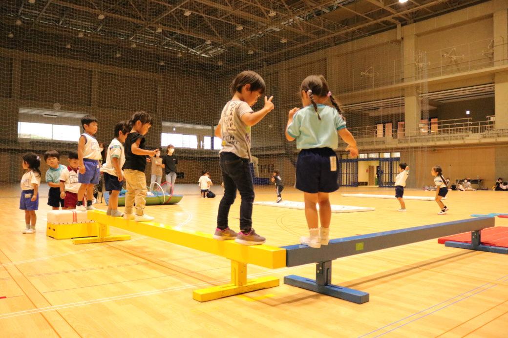 幼児運動遊び教室